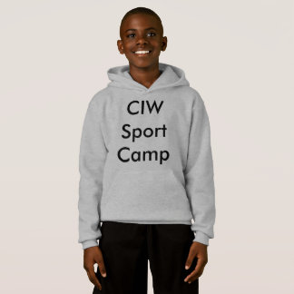 CIW sport camp t-shirt