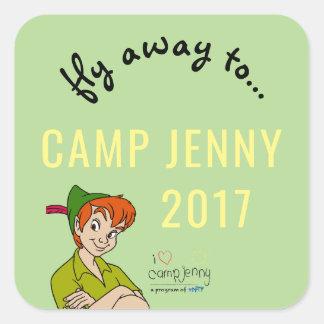 CJ 2017 Sticker