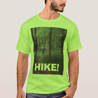 CJ HIKING, HIKE! T-Shirt