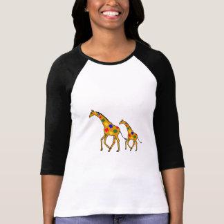 CK- Artsy Giraffe Shirt