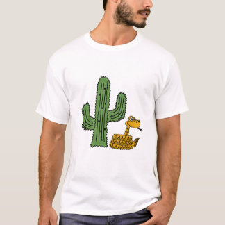 CK- Rattlesnake and Cactus T-shirt