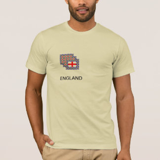 CKB - New Art - England T-Shirt