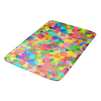 CKC Party Dots-BATH MAT L