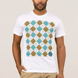 CL Argyle Plaid T-Shirt