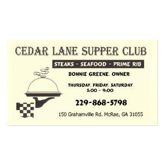 CL Biz card Pack Of Standard Business Cards