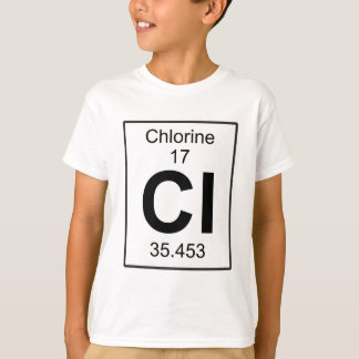 Cl - Chlorine T-Shirt