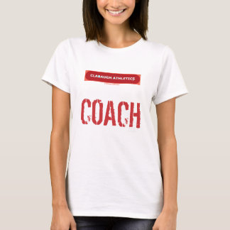 Clabaugh Athletics COACH T-Shirt