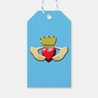 Claddagh Gift Tags