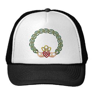 Claddagh Mesh Hat