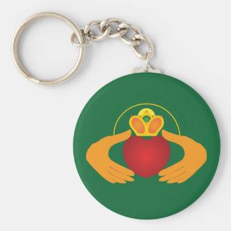 Claddagh Key Ring