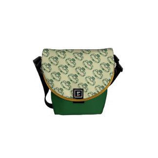 Claddagh Ring Courier Bag