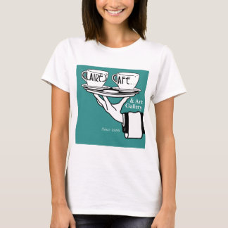 Claires Cafe and Art Gallery T-Shirt