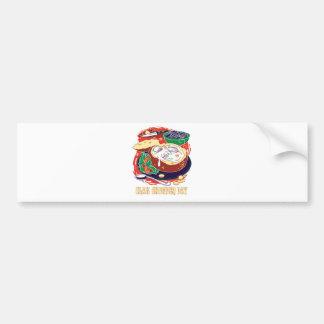 Clam Chowder Day - Appreciation Day Bumper Sticker