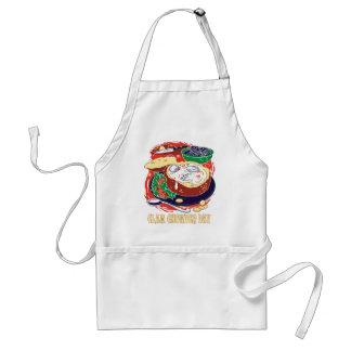 Clam Chowder Day - Appreciation Day Standard Apron