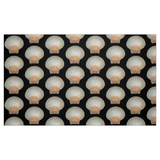 Clam Shell Pattern - Black