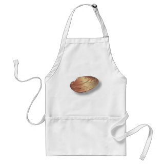Clam Shell Standard Apron