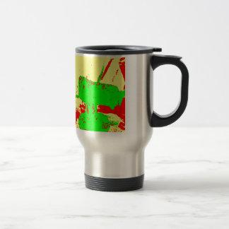 Clamp Brass B Coffee Mugs