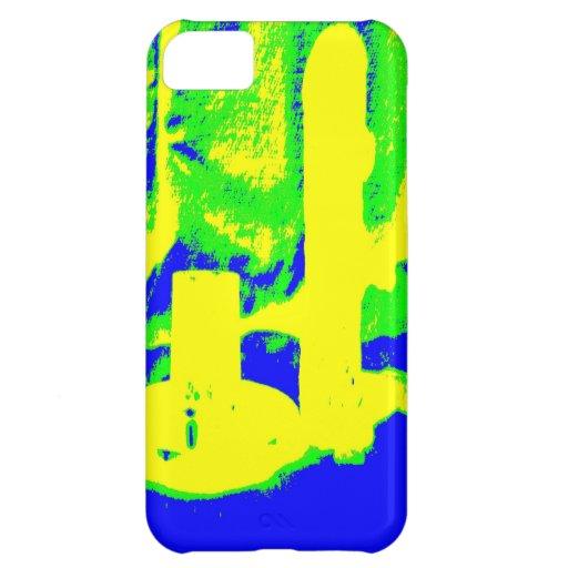 Clamp Brass R iPhone 5C Case