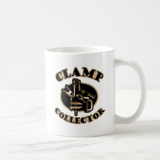 Clamp Collector Mug