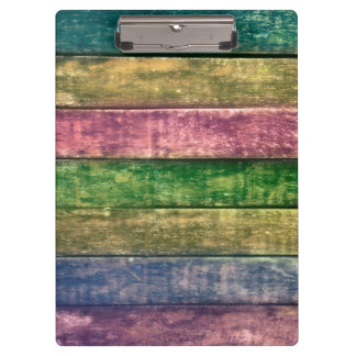 Clamping board multicolored boards clipboard