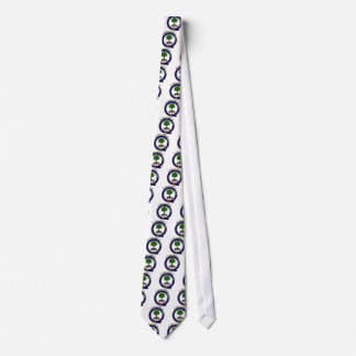 Clan Abercrombie Badge Tie