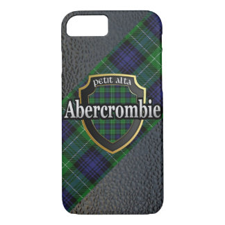 Clan Abercrombie Scottish Celebration iPhone 8/7 Case
