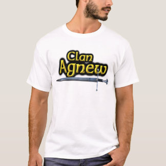 Clan Agnew Inspired Scottish T-Shirt