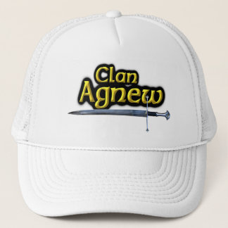 Clan Agnew Scottish Inspiration Trucker Hat
