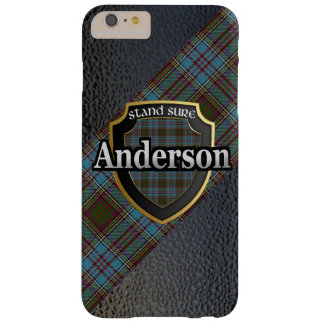 Clan Anderson Scottish Celebration Barely There iPhone 6 Plus Case