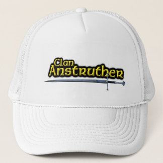 Clan Anstruther Scottish Inspiration Trucker Hat
