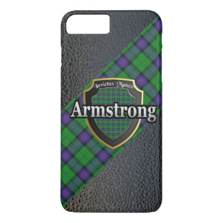 Clan Armstrong Scottish Celebration iPhone 8 Plus/7 Plus Case