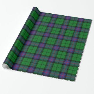 Clan Armstrong Tartan Gift Wrap