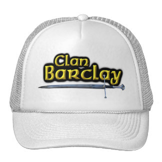 Clan Barclay Scottish Inspiration Cap