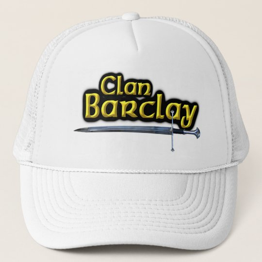Clan Barclay Scottish Inspiration Trucker Hat