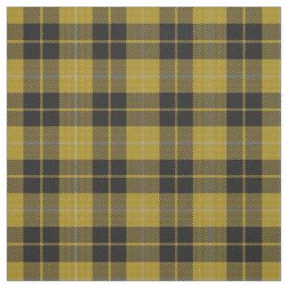 Clan Barclay Yellow Dress Tartan Plaid Fabric