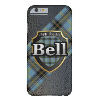 Clan Bell Scottish Celebration Barely There iPhone 6 Case