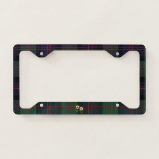 Clan Blair License Plate Frame