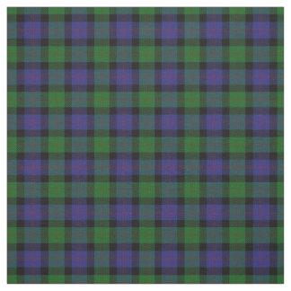 Clan Blair Scottish Tartan Plaid Fabric