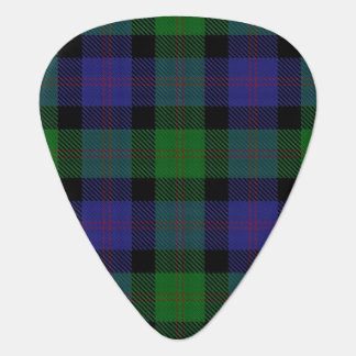 Clan Blair Sounds of Scotland Tartan Plectrum