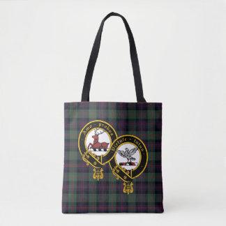 Clan Blair Tote Bag