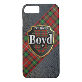 Clan Boyd Scottish Celebration iPhone 8/7 Case