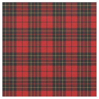 Clan Brodie Tartan Fabric