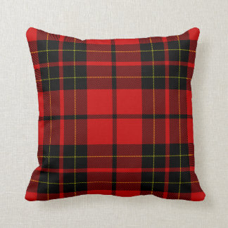 Clan Brodie Throw Pillow