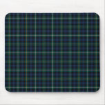 Clan Campbell of Argyll Tartan Mouse Pad