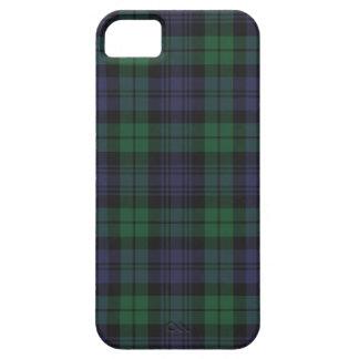 Clan Campbell Tartan iPhone 5 Case