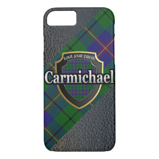 Clan Carmichael Scottish Celebration iPhone 8/7 Case
