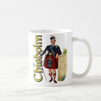 Clan Chisholm Old Scotland Cup Mugs