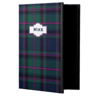 Clan Cooper Plaid Custom iPad Air 2 Case