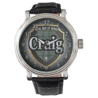 Clan Craig Scotland Celebration Watch