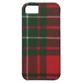 Clan Cumming Tartan Case For The iPhone 5
